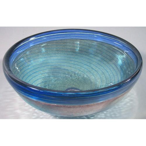 Classic Glass Vessel Sinks   Mediterranean Twist $2600