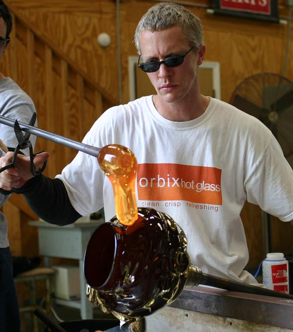 Cal Breed – Founder Orbix Hot Glass