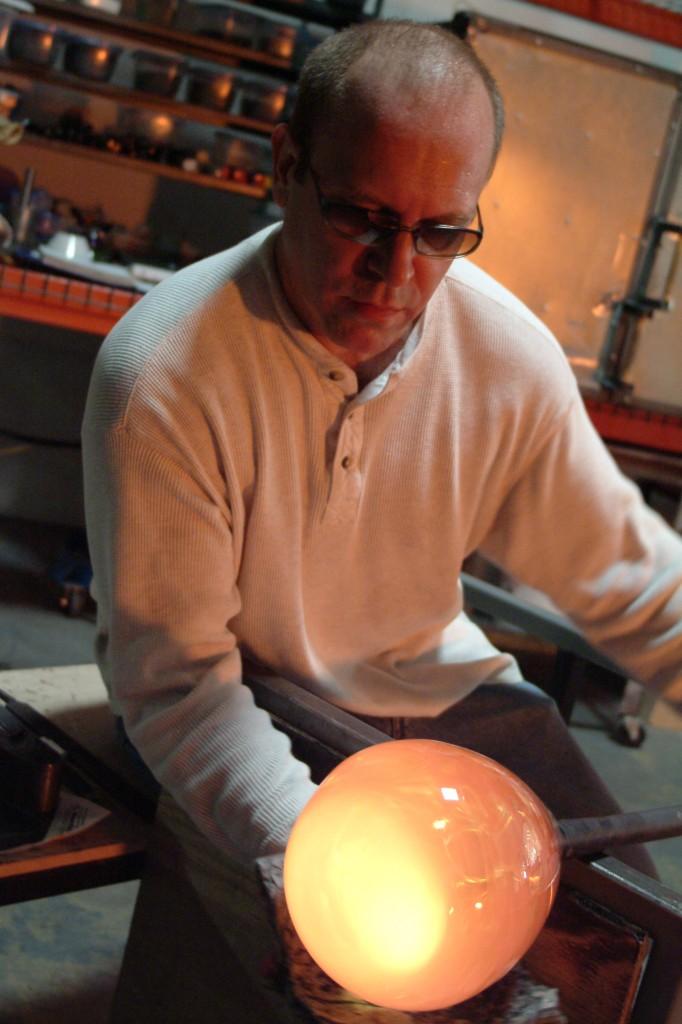 Joseph Thompson – Founder Bear Creek Glass
